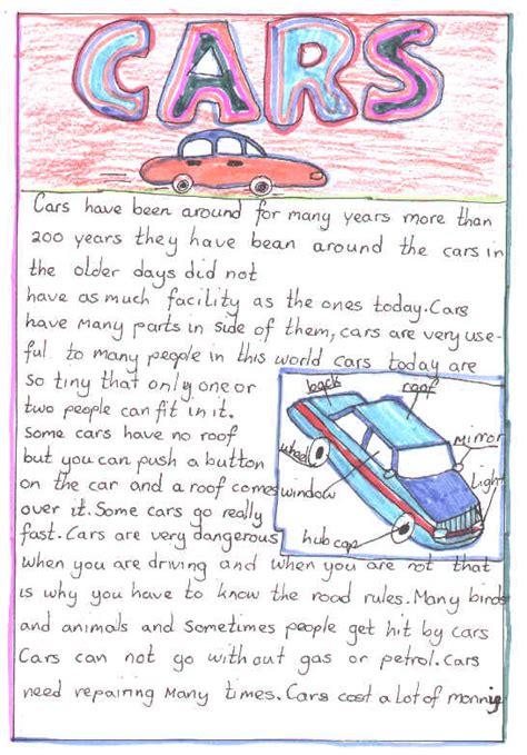 My Car Essay essay on my favourite car writefiction581 web fc2