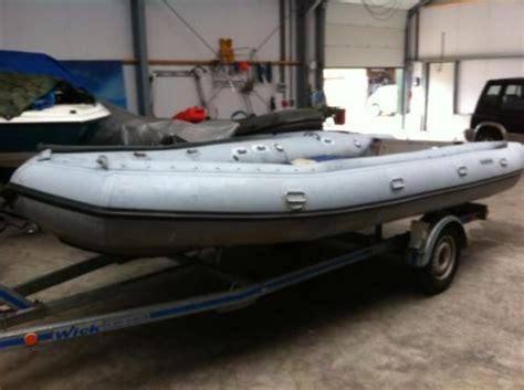 rubberboot hypalon grote rubberboot dsb 470 hypalon robuuste boot