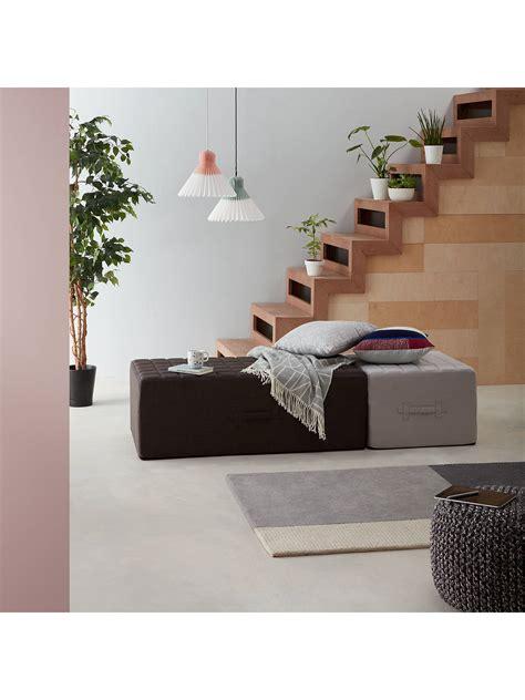 lewis futon house by lewis kix sofa bed with foam mattress