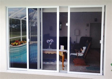 Sliding Glass Patio Doors With Screen Sliding Patio Doors With Screens