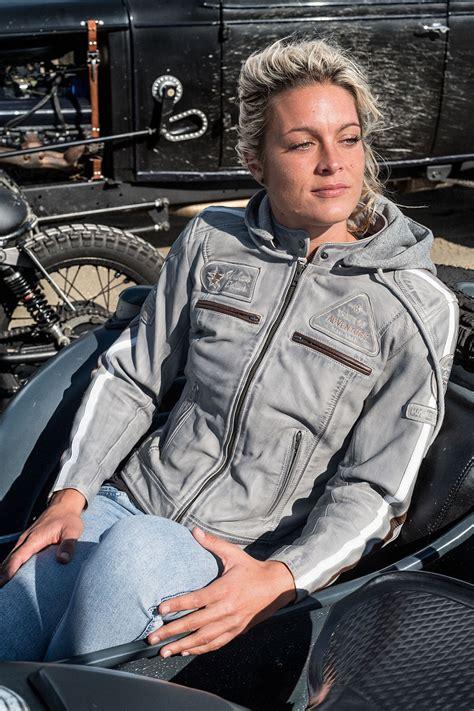 Motorradhose Damen Leder by Difi Jolene Damen Motorradjacke Aus Leder Im Motoport