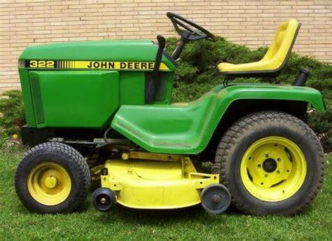 john deere lawn tractor     service repair