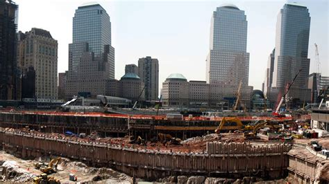wtc bathtub world trade center nicholson construction company