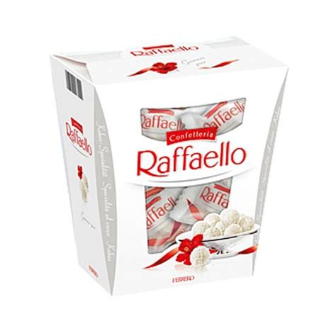 A Box Of White Chocolate buy ferrero raffaello coconut and almond white chocolate