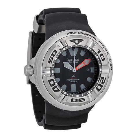 citizens dive watches citizen eco drive professional diver s bj8050