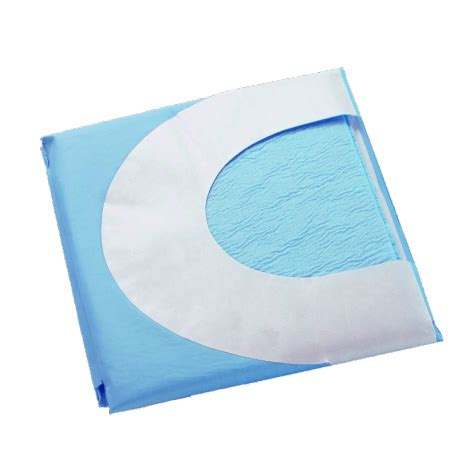 adhesive drape dental surgery preparation u shaped drape with adhesive