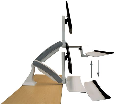 imovr cadence standing desk converter cadence standing desk converter