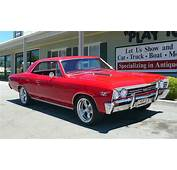 Chevrolet Malibu 1967 Review Amazing Pictures And Images
