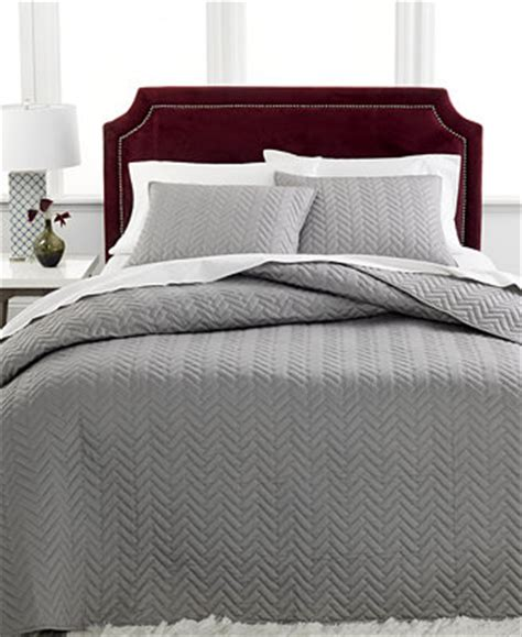 charter club coverlet charter club damask collection herringbone 3 pc king