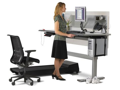 Burn Calories While Sitting At Desk by Sit To Walkstation Desk Treadmill Burn Calories While You