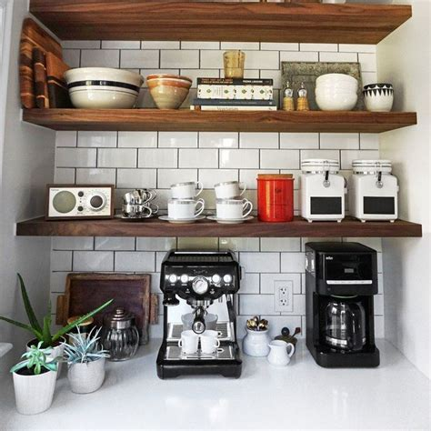 coffee nook ideas the 25 best coffee nook ideas on pinterest tea station