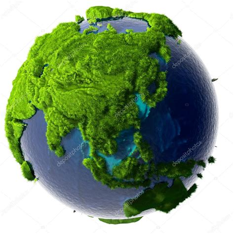 Clear St Planets green planet earth stock photo 169 antartis 12805512
