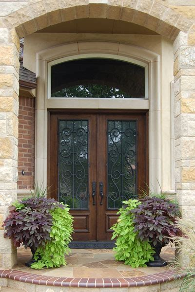 front door entrances homeofficedecoration double front entry doors on