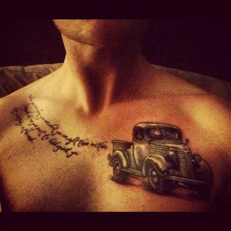 truck tattoo designs 1939 chevy truck ink chevy truck