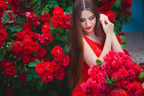 Beutiful Gril flowers and leaves beautiful stock photo flowers