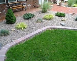 simple rock garden simple rock garden photos