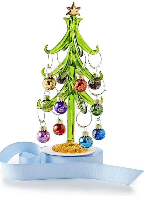 best 28 wine charm christmas tree art glass christmas