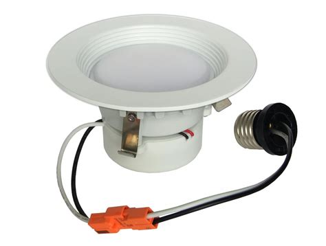 recessed led retrofit light trim downlight trim 13w led recessed dimmable 4 inch retrofit