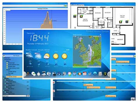 free windows home automation digital home server