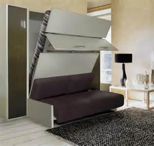 lit escamotable ketiam 140 de couchage avec canape devant