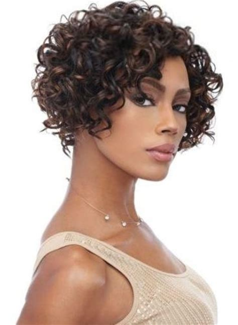 african american human wigs for women short bob curly 1b 30 hairstyle for african american