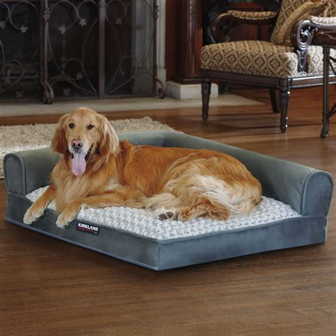 kirkland dog bed between 30 40 costco kirkland signature 36 quot x 42
