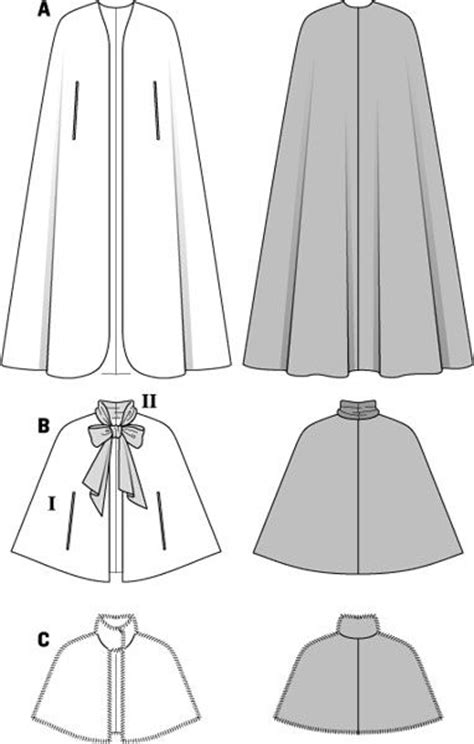 cape design 1000 ideas about cape pattern on pinterest fleece