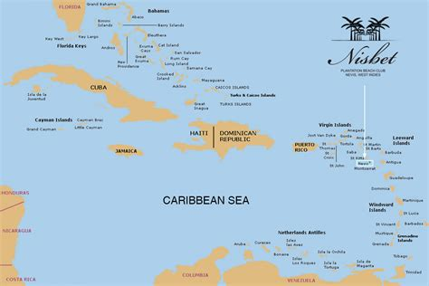 st caribbean map st kitts map caribbean middle east map
