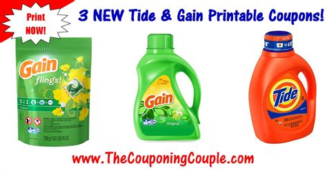 free printable tide laundry soap coupons new laundry detergent printable coupons tide gain