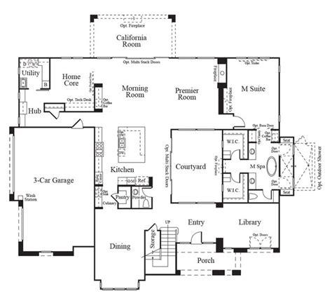 tandem garage plans home plans with 4 car tandem garage 1 story google