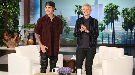 justin bieber live on ellen 2012 justin bieber promises he s quot passionate about being better