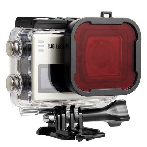Filter Sjcam sjcam accessories dive filter orange filter for sj6 legend