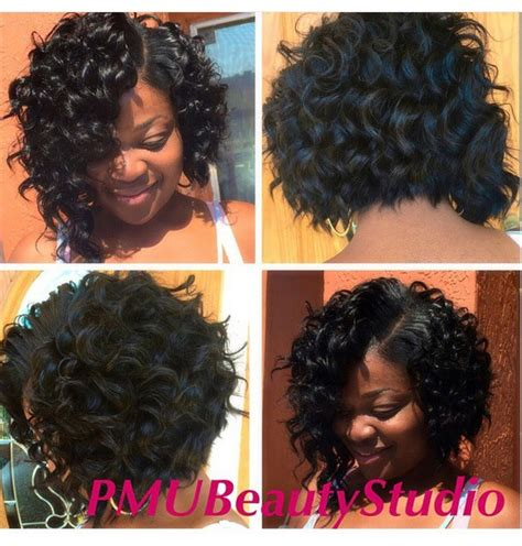 bob weaves with crochet braids curly bob the tresses pinterest curly bob bobs and