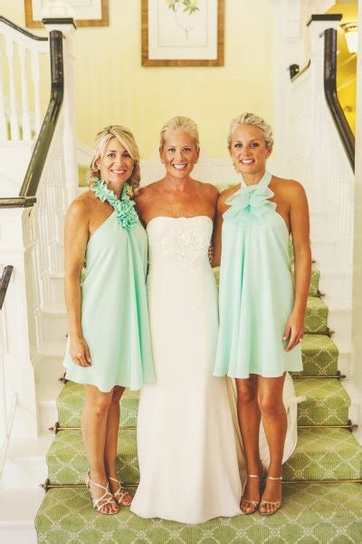 Bridesmaid Dress Alterations Nc - mint bridesmaid dress on the hunt