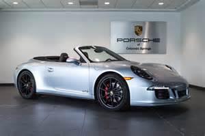Porsche 911 For Sale Colorado 2015 Porsche 911 4 Gts For Sale In Colorado