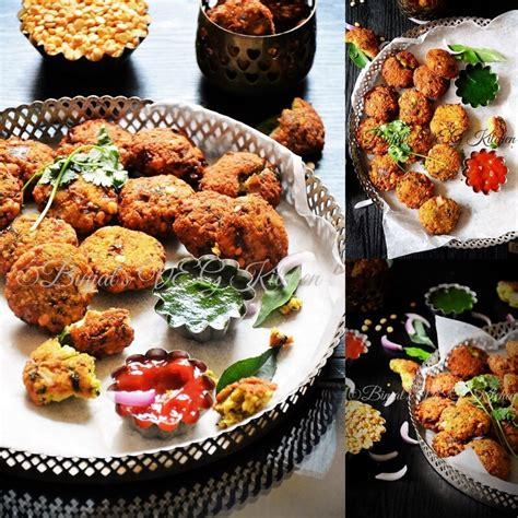 Raks Kitchen Masala Vada by Masala Vada Binjal S Veg Kitchen