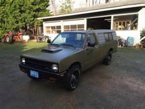 Isuzu Pup Diesel Truck For Sale 1985 Isuzu Pup Diesel C223 Bed For Sale