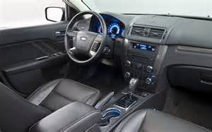 2010 Ford Fusion Interior 2010 Ford Fusion Motor Trend Car Of The Year Auto News
