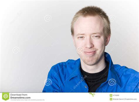 young male pattern baldness male pattern baldness stock photography image 4716292