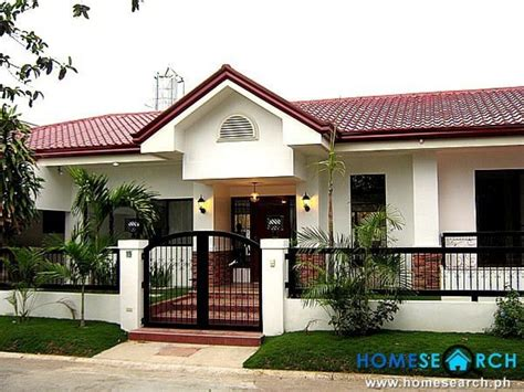bungalow house plan philippine bungalow house designs floor plans