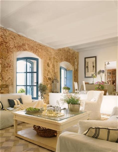 decoracion de balcones alargados rustic home in spain inspiring interiors