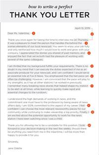 how to write a thank you letter and templates shutterfly