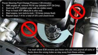 Bmw Power Steering Fluid Type Solved Where Is Power Steering Located Fixya