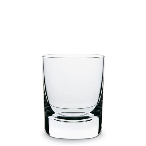 baccarat perfection barware tumbler 3
