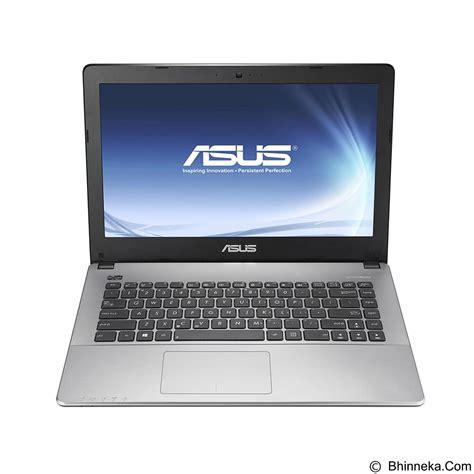 Laptop Asus I3 Bhinneka jual asus notebook a455lf wx158d non windows 90nb08l2 m02570 black harga notebook laptop