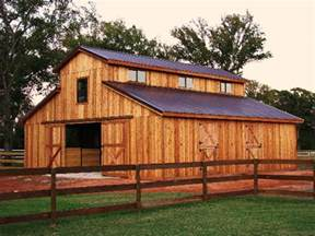 Western Garages by Pole Barns On Pole Barn Houses Metal