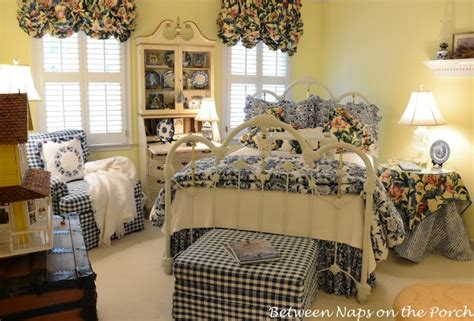 Behr Feng Shui by A Blue And White Bedroom And Bath