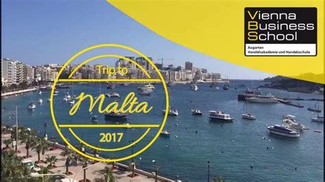 Vieanna Mba by Vbs Augarten Sprachreise In Malta
