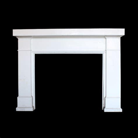 Ori Mantel handsome antique pine fireplace mantel early 1900s