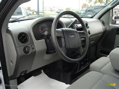 2008 ford f150 xl regular cab 4x4 interior photo 38735700